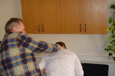 Vilniuje pensininkas mirtinai sumušė žmoną