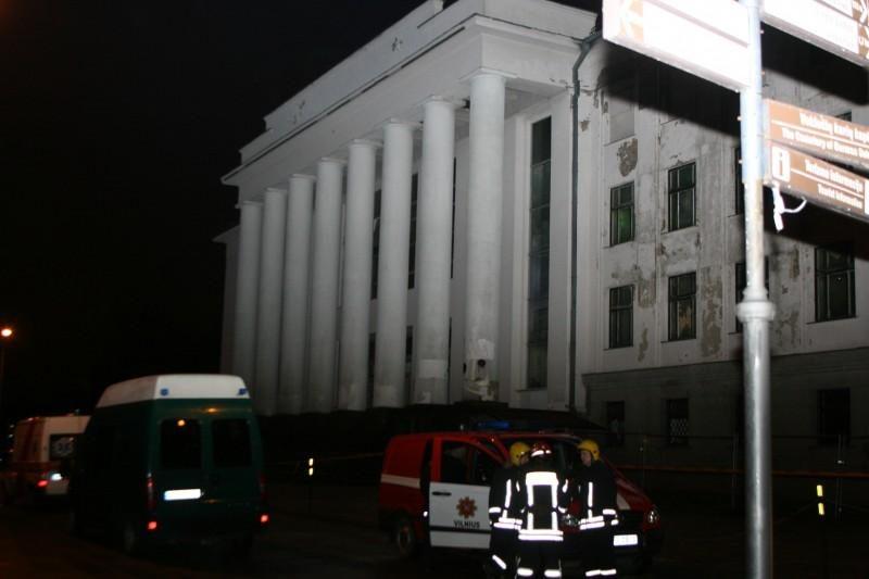 Nustatyta Vilniuje susisprogdinusio 19-mečio tapatybė