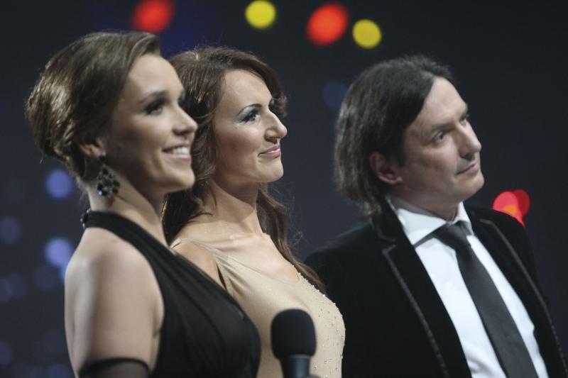 """Į """"Eurovizijos"""" atrankos finalą pateko ir D.Zvonkaus mylimoji"""