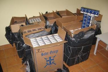 Už pakartotinį kontrabandos gabenimą siūloma įkalinti