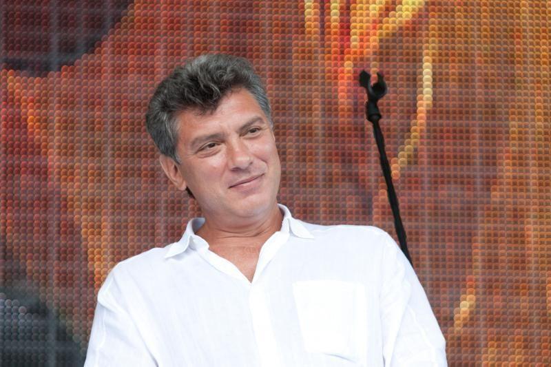 B.Nemcovas: Lietuva – demokratiška, Rusija – autoritarinė šalis