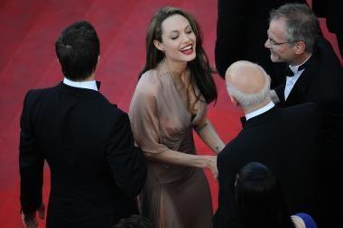 Įtakingiausia pasaulio įžymybe įvardinta A.Jolie