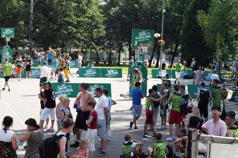 Druskininkuose startuos jaunųjų krepšininkų kova (registracija)