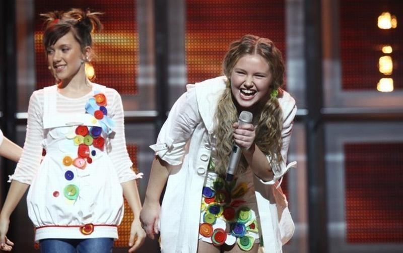 Vaikų Euroviziją laimėjo Gruzija, P.Skrabytė liko dešimta