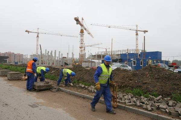 V.Garastas Klaipėdoje prašė nugriauti sporto areną