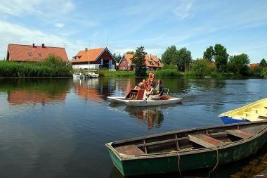 Dailininkai sugrįžo į Lietuvos Veneciją