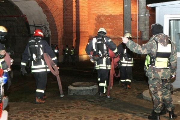 Tunelyje sukėlė tariamą gaisrą (papildyta)
