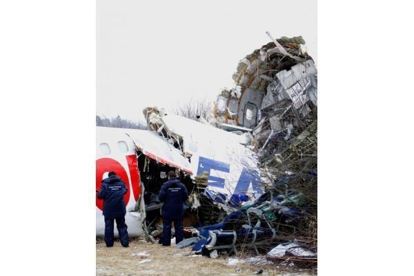 Dėl klaidos tupiant lėktuvui Rusijoje įtariami pilotai