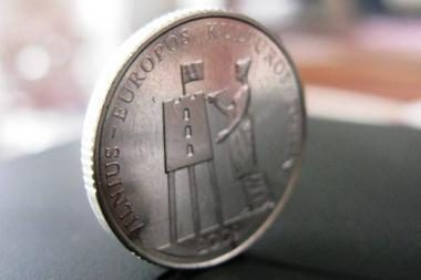 Valiutų kare Lietuva - tik pafrontės zona