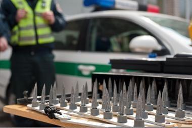 Išrinkti geriausi Kauno policijos sekliai