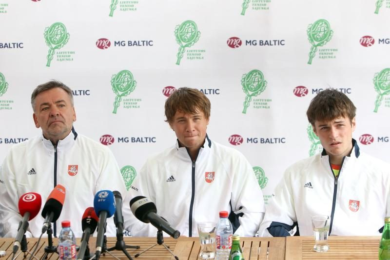 R.Balžekas: į Bulgariją važiuojame tik laimėti