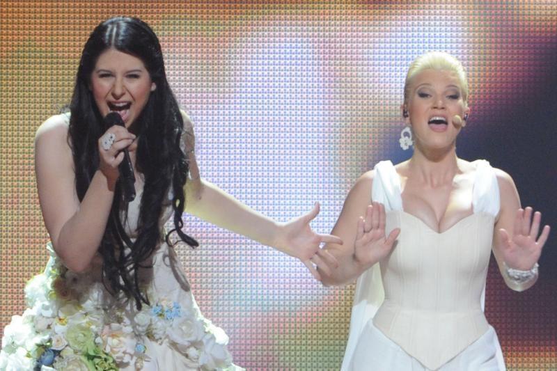 """Donatas Montvydas pateko į """"Eurovizijos"""" finalą"""