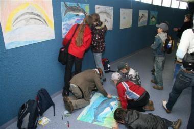 Jūrų muziejuje – Baltijos jūros kiaulės diena