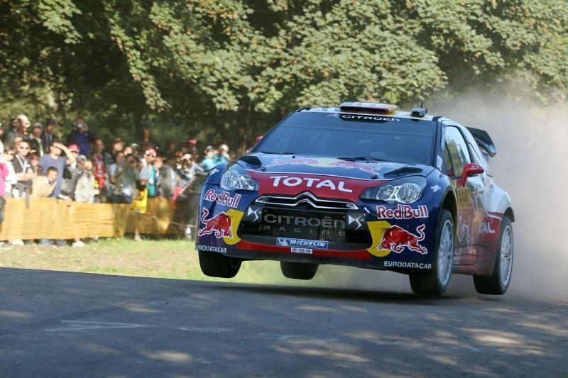 S.Loebas laimėjo pirmąjį pasaulio autoralio etapą