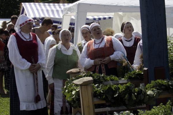 Rumšiškėse – amatų, darbų ir pramogų diena