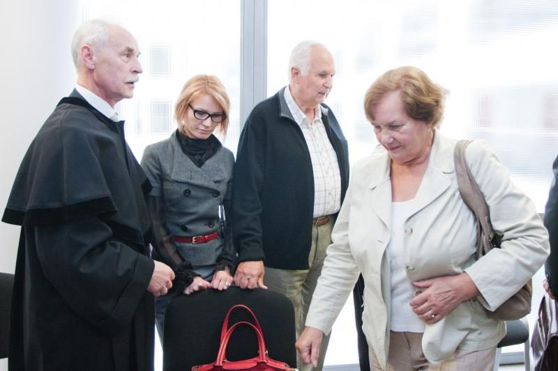 L.Stankūnaitė vėl neapklausta, teisėjui įtartas infarktas