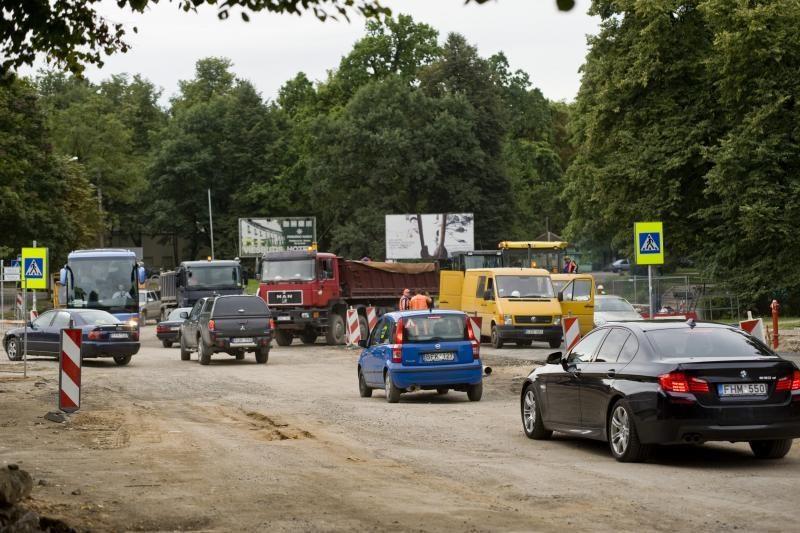 Parodos gatve autobusai turėtų riedėti rugsėjo 17-ąją
