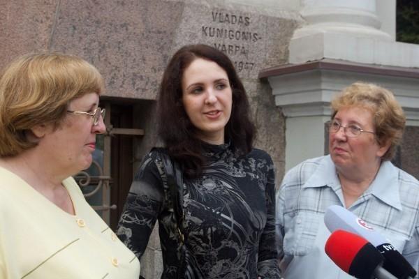 Seimo kontrolierius nerado įrodymų, kad E.Kusaitė buvo mušama