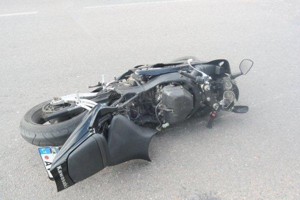 Jonavoje žuvo motociklininkas