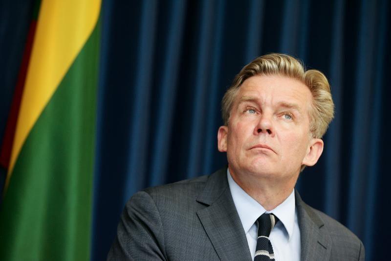 A.Ažubalis: tikiu, kad Rusija atsiprašys ir baigs okupacijos neigimą