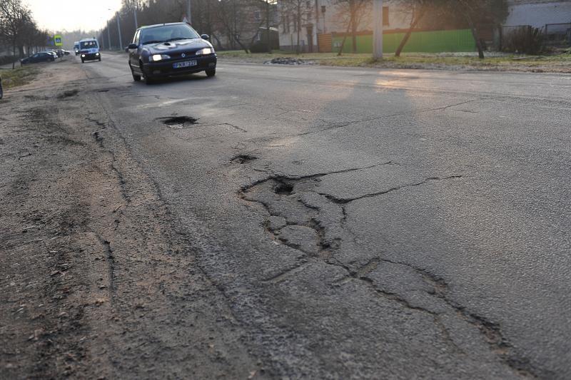 Gyventojus piktina vangiai tvarkomos Kauno gatvės