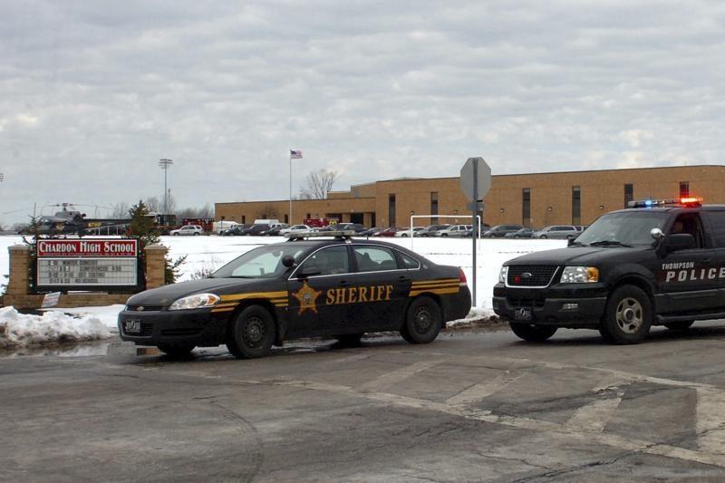 Ohajuje po šaudynių Šardono mokykloje mirė antras moksleivis