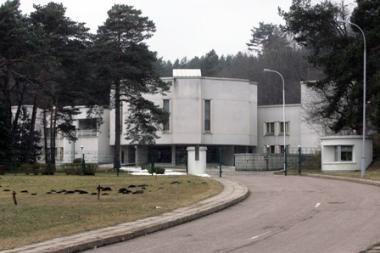 Vyriausybė ketina apsispręsti dėl svečių namų Žvėryne privatizavimo