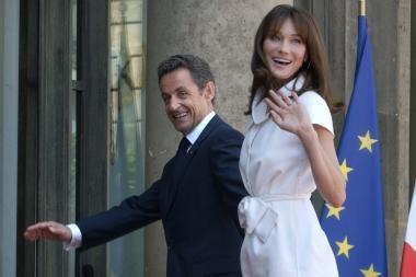 N.Sarkozy persistengė laikydamasis dietos