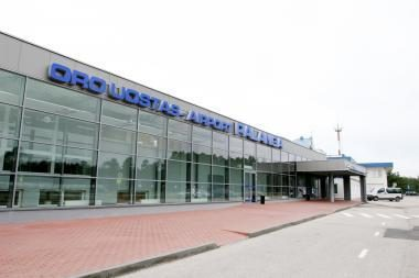 Palangos oro uostas ketina pradėti 14 mln. litų vertės projektus