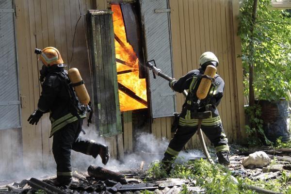 Prasidėjus šildymo sezonui, padaugėja gaisrų