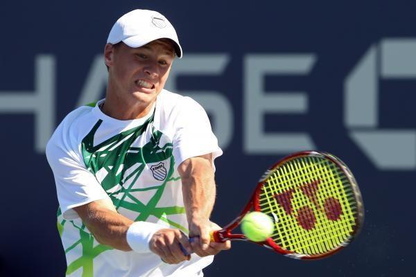 ATP reitinge Ričardas Berankis jau 106-as