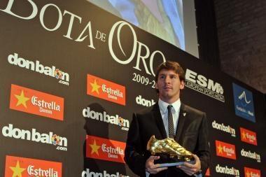 """L.Messi – """"Auksinis batelis"""""""