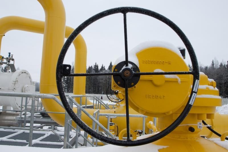 """Gavus """"Gazprom"""" kvietimą, derinamas susitikimas"""