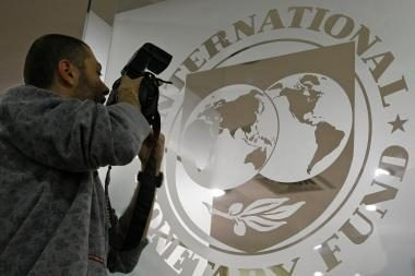 TVF pablogino pasaulio ekonomikos augimo prognozę