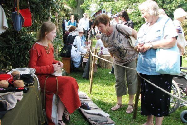 Neringoje – senųjų amatų dienos