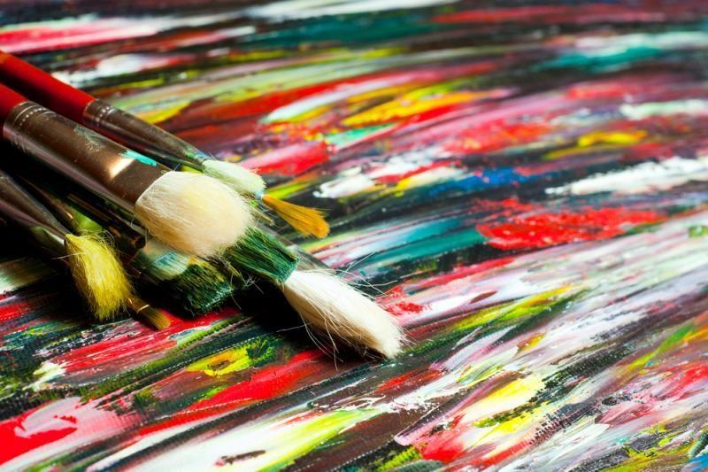 Metų pabaigos akordai – su A.Kašausko tapyba