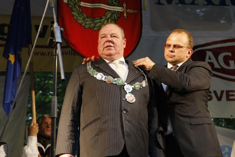 Klaipėdos rajono merą opozicija verčia iš posto