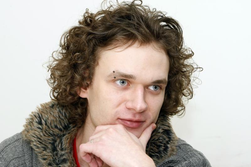 D.Malajevas: režisierius irgi vaidina, tik jis nėra scenoje