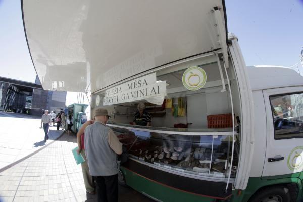Šalies ūkininkai palaiko Kalvarijų turgaus nuomą
