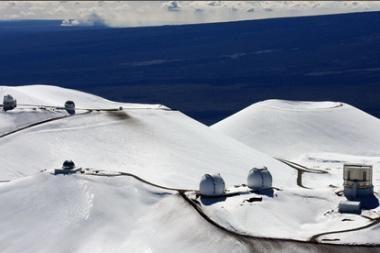 Antarktidos ledo danga formuojasi iš apačios