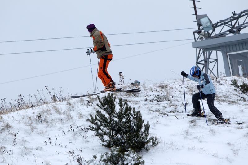Šeštadienį Vilniaus rajone startuoja slidinėjimo maratonas