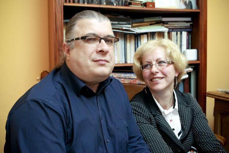 Smetonos: apie profesiją, kalbą ir šeimyninę laimę