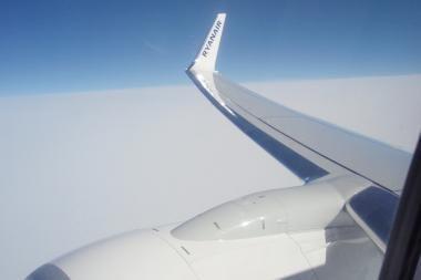 JAV krovininiame lėktuve Londone rastas paketas sukėlė ant kojų saugumo tarnybas