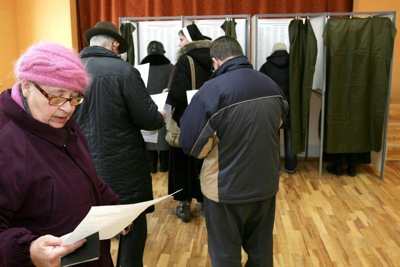 Kas Kaune mes pirštinę konservatoriams?