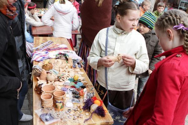 Atvelykio šventėje prisimintos tradicijos