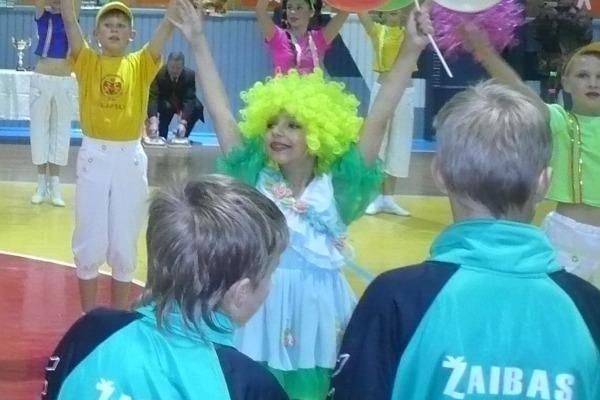 """Sostinės vaikų futbolo komanda """"Žaibas"""" triumfavo tarptautiniame turnyre"""