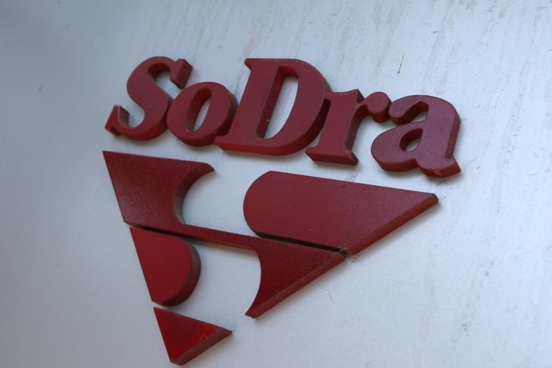 """""""Sodra"""" prašo 3,5 mlrd. Lt paskolos, siūloma skolinti tik 1,4 mlrd. Lt"""