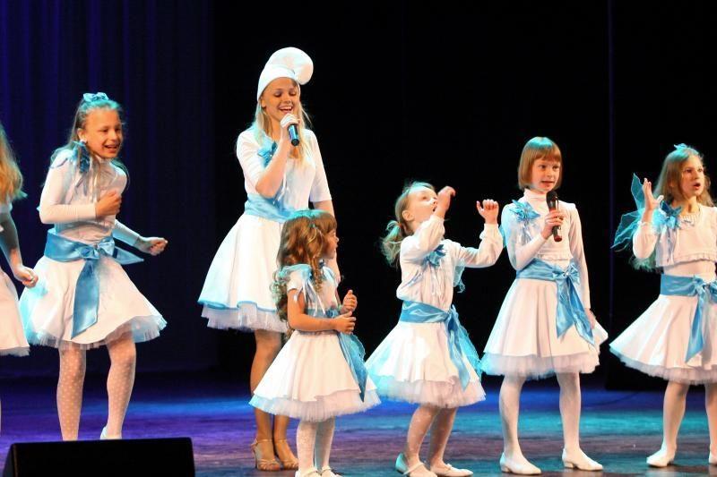 Lietuvos vaikai tebemoka kurti  pasakas