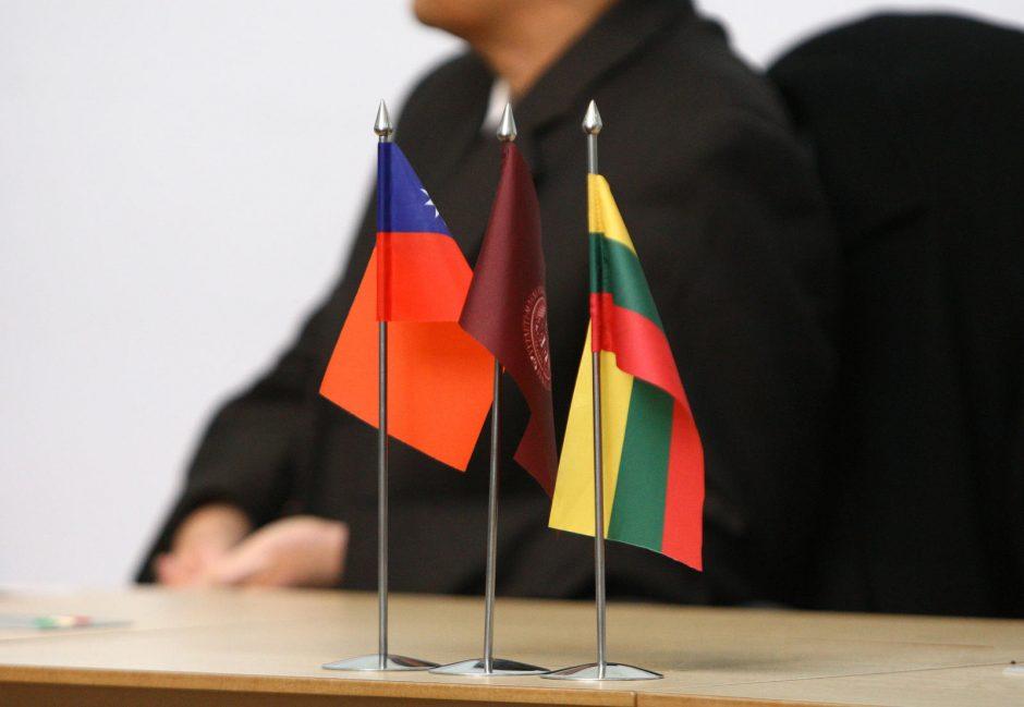 VDU atidarytas Taivano centras – pirmas Rytų Europoje