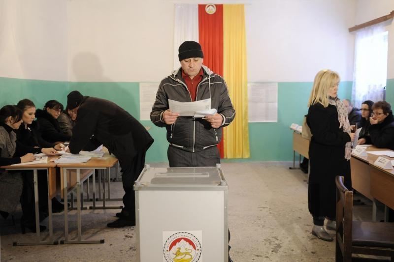 Rinkimai Pietų Osetijoje įvyko, pranešė pareigūnė